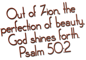 Psalm 50:2