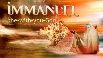 Immanuel: the-with-you-God